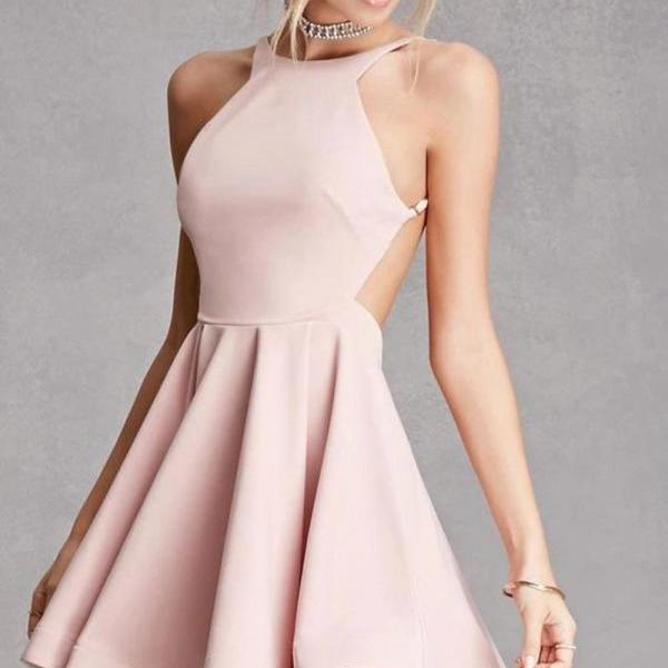 Pink Homecoming Dress Short Prom Dress Elegant New arrival Homecoming gowns